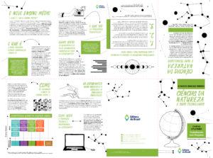 Novo Ensino Médio – Sobre a área Ciências da Natureza e suas Tecnologias (cartaz)