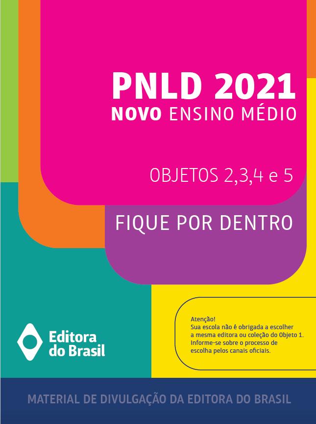 Fique por dentro do PNLD 2021