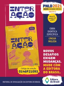 CAPA CATALOGO INTERACAO INGLES