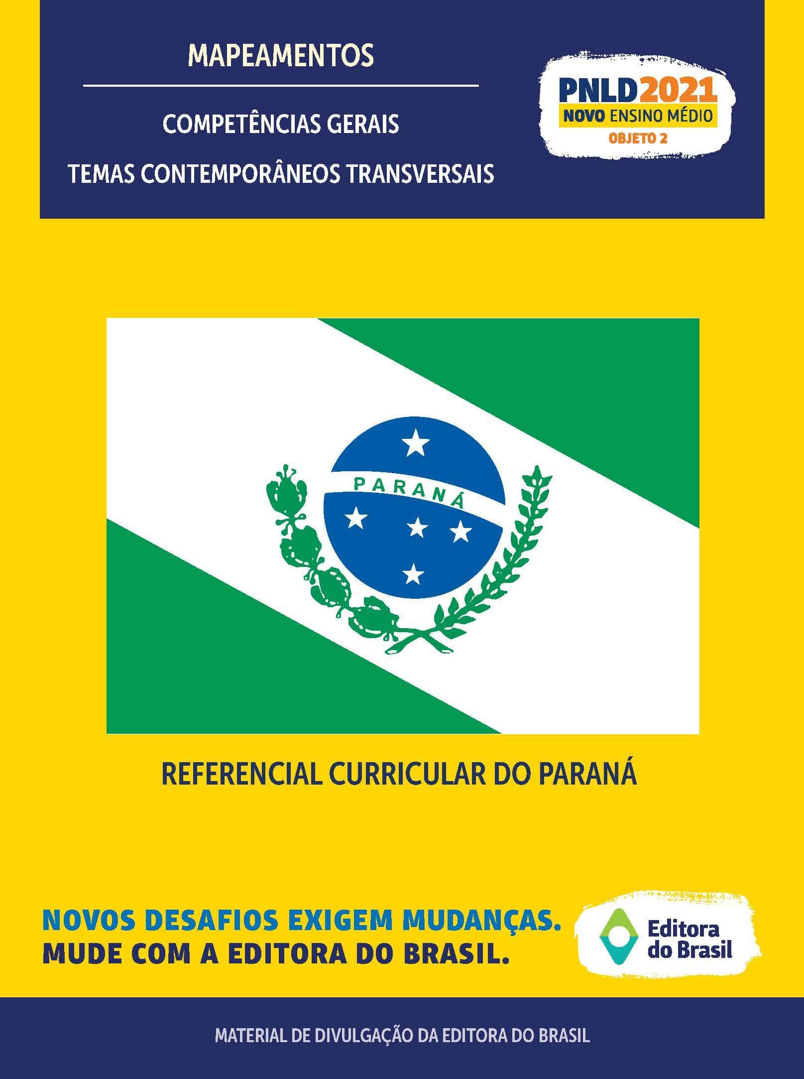 REFERENCIAL CURRICULAR DO PARANÁ